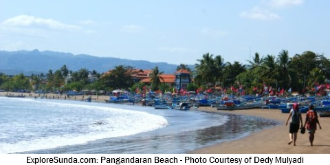 Pangandaran Beach, West Java