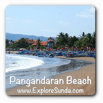 Pangandaran Beach - West Java