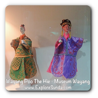 Wayang Poo The Hie - Museum Wayang
