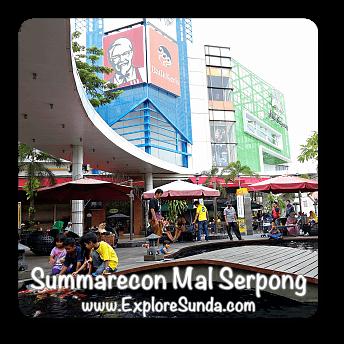 Summarecon Mall Serpong (SMS), Tangerang Selatan