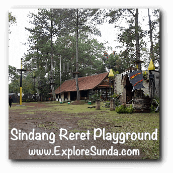 Be Adventurous at Sindang Reret Restaurant and Hotel - Cikole, Lembang