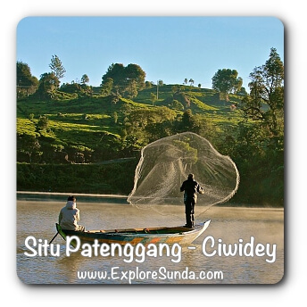 The Legend of Situ Patenggang.