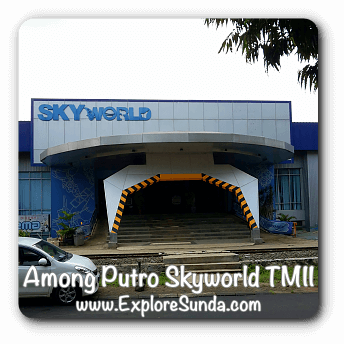 Skyworld The Space Education And Recreation In Tmii