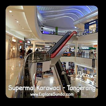 Karawaci Supermall, Tangerang