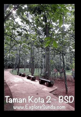Taman Kota 2 - BSD City, Tangerang Selatan