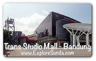 Trans Studio Mall, one of the shopping malls in Bandung