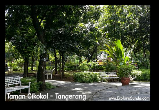 Cikokol Garden in Tangerang