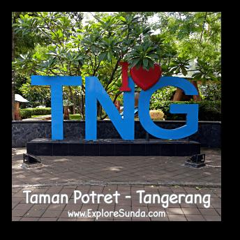 Potret garden - Tangerang.