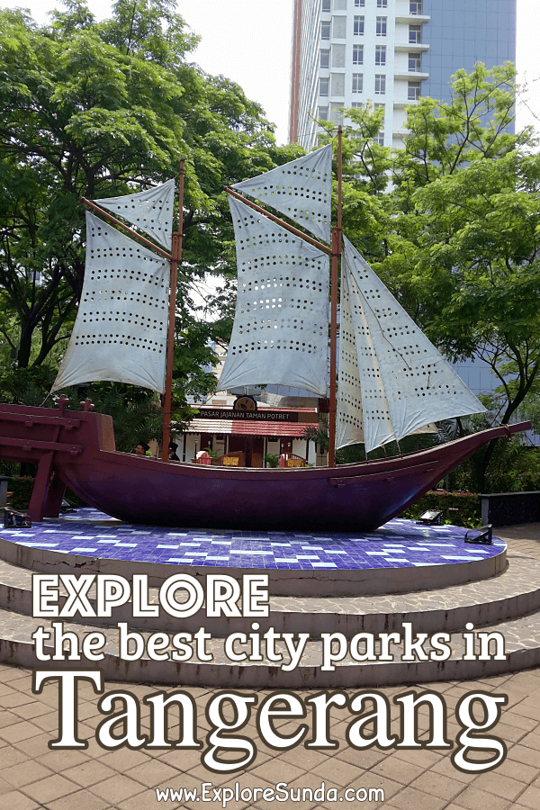 The Best of #CityParks in #Tangerang | #ExploreSunda