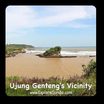 The Vicinity of Ujung Genteng.