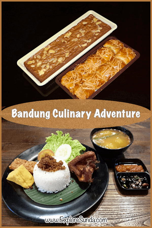 A list of recommended places to jump start your culinary adventure in #Bandung | #ExploreSunda