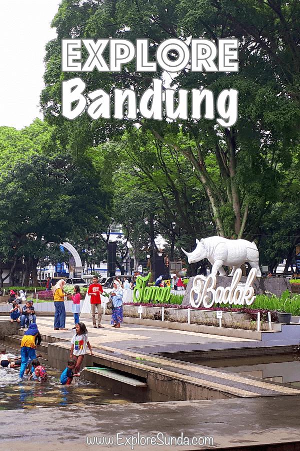 Top 9 Things to do in #Bandung | #ExploreSunda