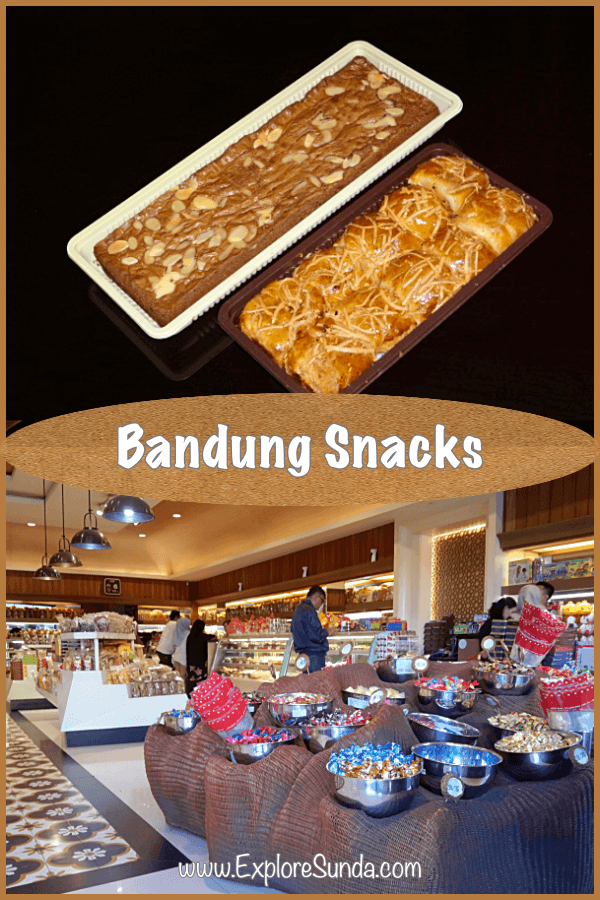 #Bandung snacks | What are they? | Where can we buy them? | #ExploreSunda