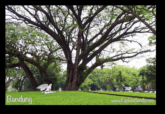 Taman Balai Kota (City Hall Park) Bandung