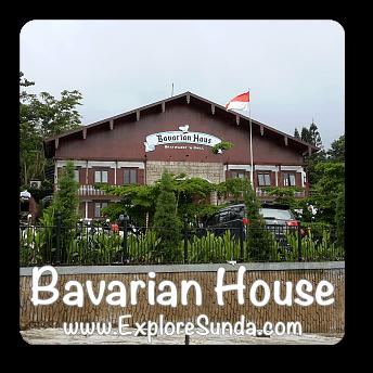 Bavarian House Restaurant - Puncak