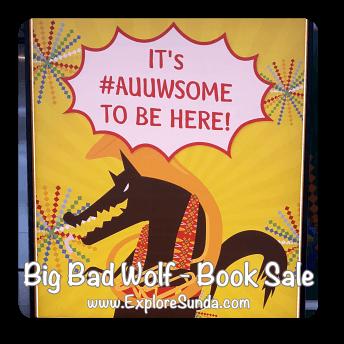 Big Bad Wolf Book Sale Jakarta, ICE - BSD City