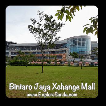 Bintaro Jaya Exchange Mall, Tangerang Selatan