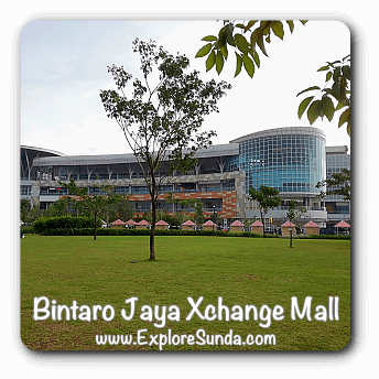 Bintaro Jaya Xchange Mall in Tangerang Selatan