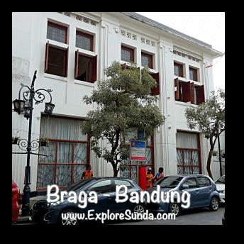 One day at jalan Braga Bandung