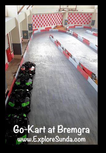 Indoor Go-Kart at Bremgra, South Tangerang