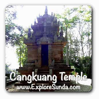 Cangkuang Temple, the must visit in Garut