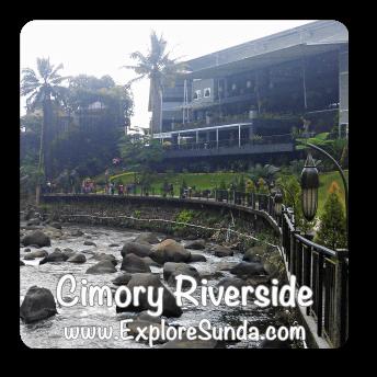 Cimory Riverside Restaurant - Puncak