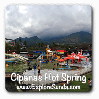 Cipanas Hot Spring, the must to visit in Garut