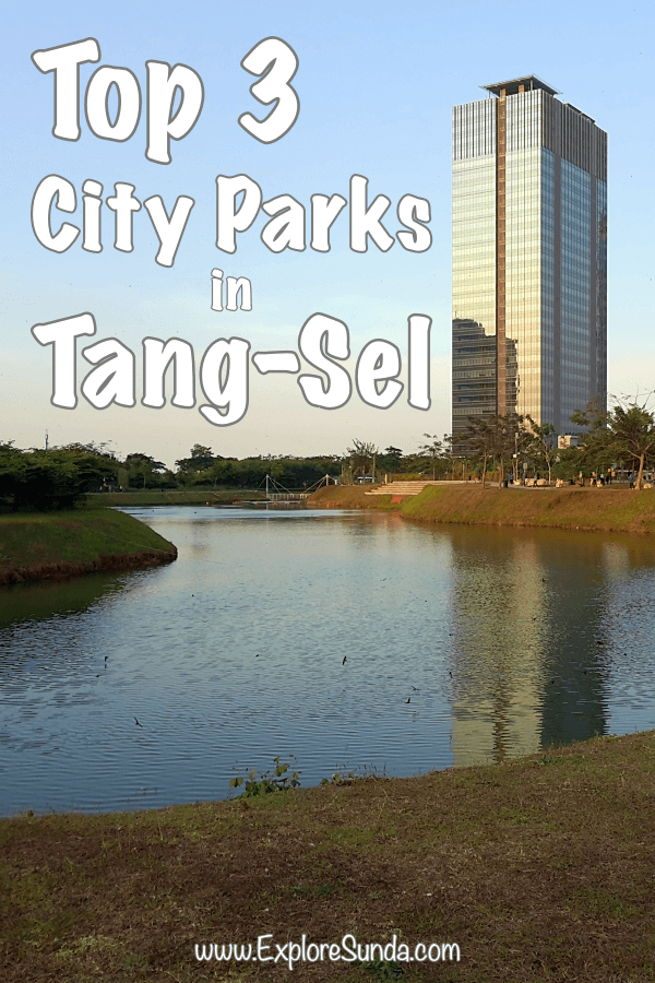 The best #citypark in #TangSel | #TangerangSelatan | #ExploreSunda
