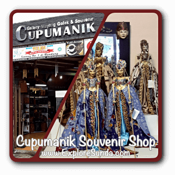 Bandung Souvenir Shops
