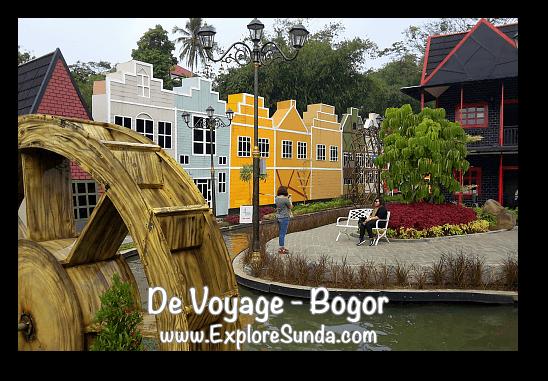 De Voyage, Bogor