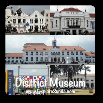 District Museum at Kota Tua Jakarta (Jakarta Old Town)