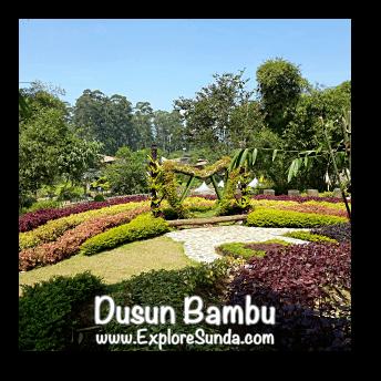 Arimbi Garden at Dusun Bambu,  Cisarua - Lembang