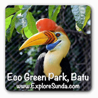 Eco Green Park in Batu, Malang