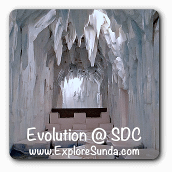 Evolution: Journey of the Earth at Summarecon Digital Center