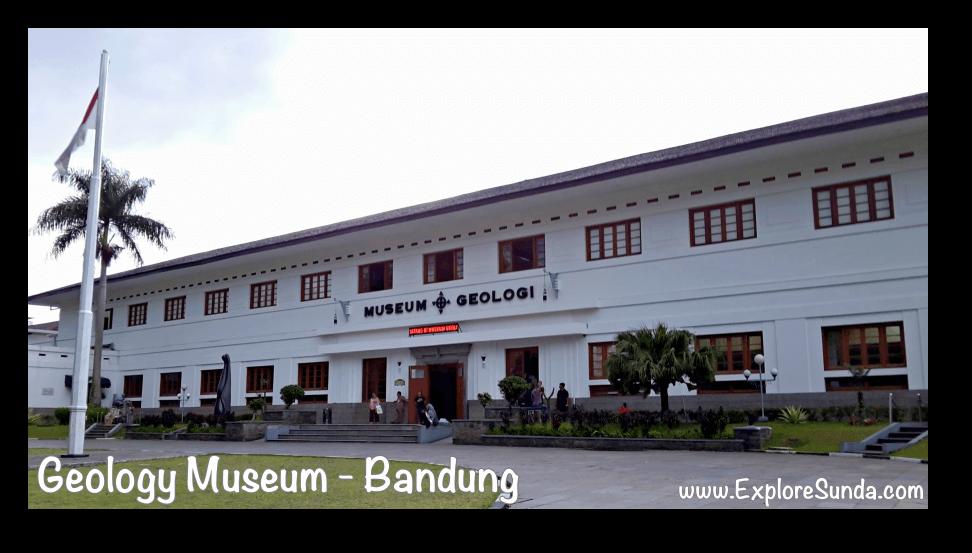 Geology Museum, Bandung