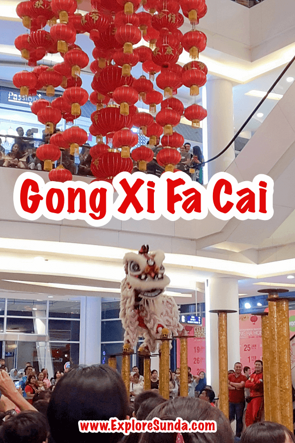 Find out what's specials during #Imlek a.k.a #ChineseNewYear! | #ExploreSunda