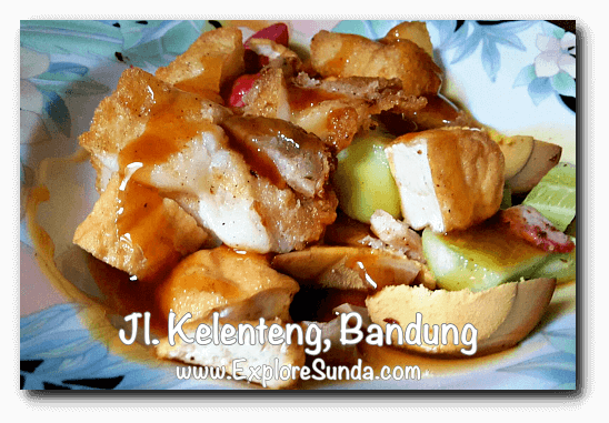 Ambokueh at jalan Kelenteng Bandung