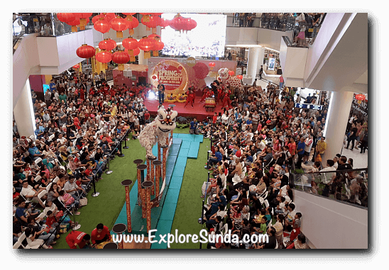 Pole Lion Dance, some called it an extreme sport, others called it art, but one thing for sure they are beautifully choreograph to jump on top of high poles.
