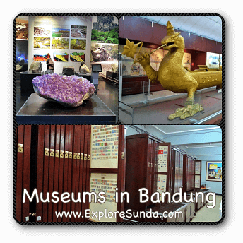 Museums in Bandung.
