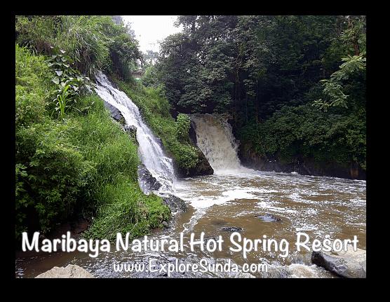 Maribaya Natural Hot Spring Resort, Lembang