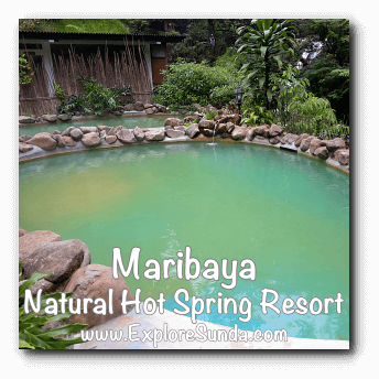 Maribaya Natural Hot Spring Resort, Lembang