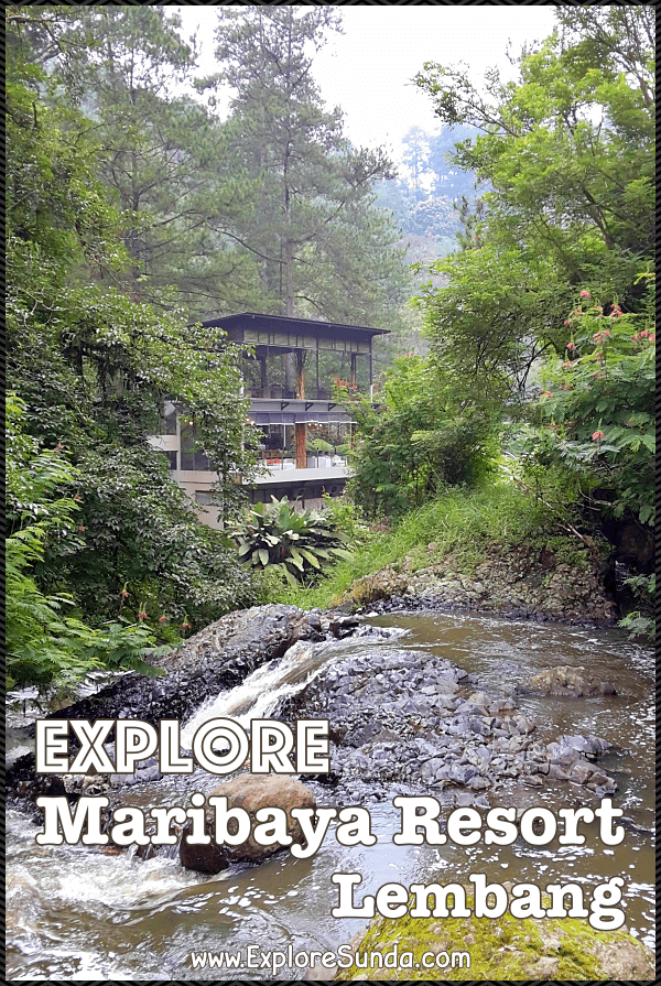 Explore #MaribayaResort | The Natural Hot Spring Resort in #Lembang | #ExploreSunda.com