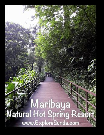 Tapak Halimun at Maribaya Natural Hot Spring Resort, Lembang