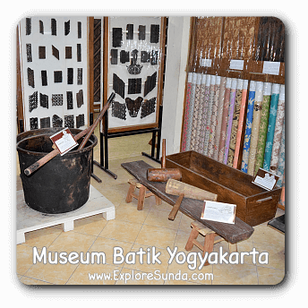 Museum Batik Yogyakarta.
