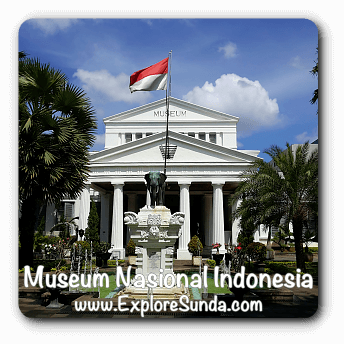 The National Museum of Indonesia, which is popularly known as Museum Gajah (The Elephant Museum)