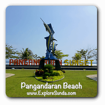 Pangandaran Beach, The Most Favorite Beach in Sunda.