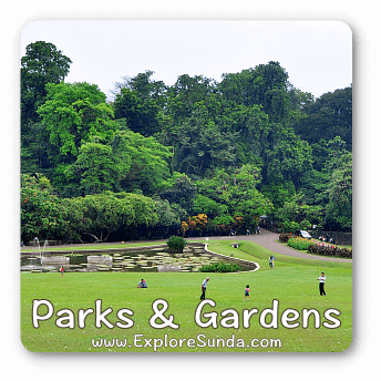 Parks and Gardens | 6 Types You Must Explore in Sunda