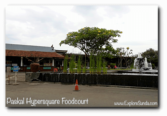 Paskal Hypersquare Foodcourt - Bandung