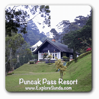 Puncak Pass Resort, a heritage hotel and restaurant in Puncak