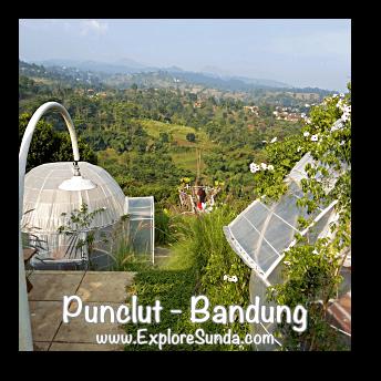 Tafso Barn in Kawasan Wisata Punclut Bandung